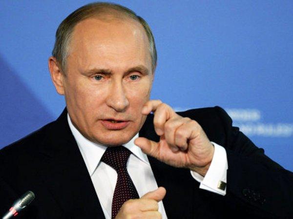 Владимир Путин заявил о достижении пика кризиса в России