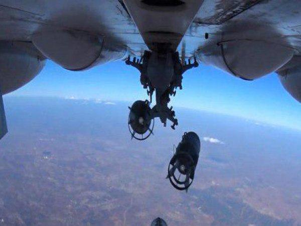 Сирия, последние новости: российские самолеты накрыли место сбора главарей ИГИЛ в Сирии (видео)