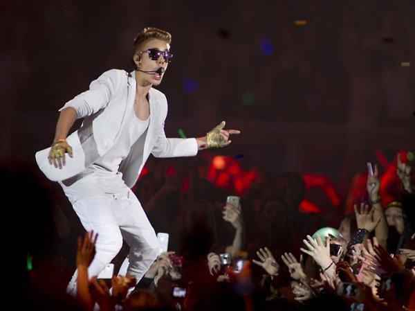 Джастин Бибер стал триумфатором крупнейшей музыкальной премии в Европе