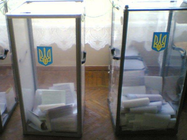 Выборы на Украине 26 октября, результаты: второй тур ожидают Киев, Львов, Одесса и Днепропетровск