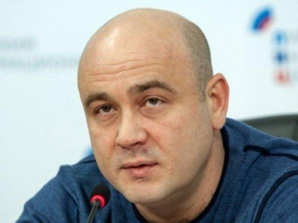 Глава Минэнерго ЛНР задержан за контрабанду угля