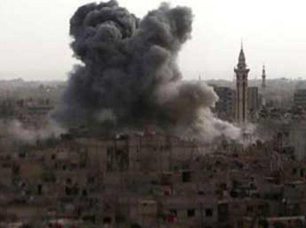 Война в Сирии 2015: от ВВС России 7 стран потребовали прекратить авиаудары в Сирии