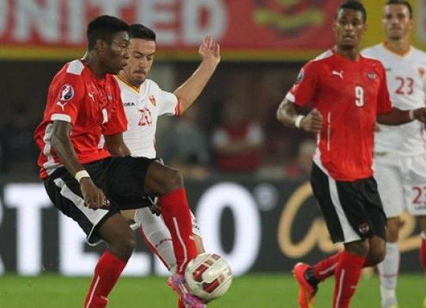 Черногория - Австрия, счет 2:3: обзор матча, видео голов (ВИДЕО)