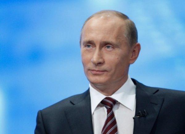 """Путин: """"Я голубь с железными крыльями"""""""