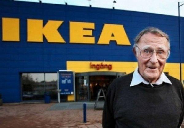 Основатель IKEA впервые после 1973 года оплатил подоходный налог в Швеции