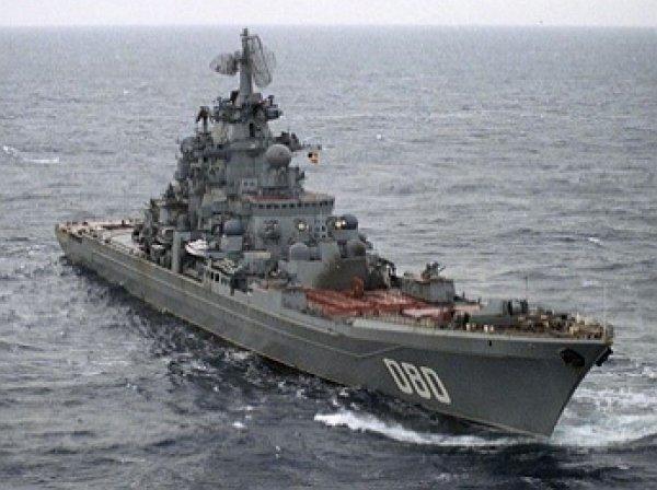 Ракетный крейсер «Адмирал Нахимов» вооружится гиперзвуковыми ракетами