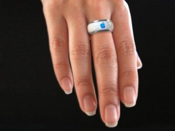 "Apple зарегистрировала патент на ""умное"" кольцо"