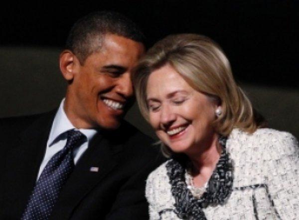 Белый дом засекретил переписку между Обамой и Клинтон