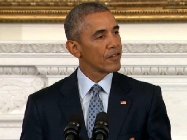 """Барак Обама: """"Действия России в Сирии – это рецепт катастрофы»"""