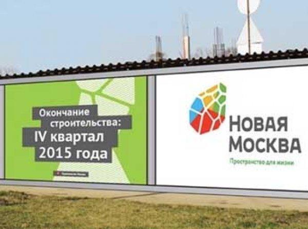 Компания Тины Канделаки разработала логотип Новой Москвы за 15 млн рублей