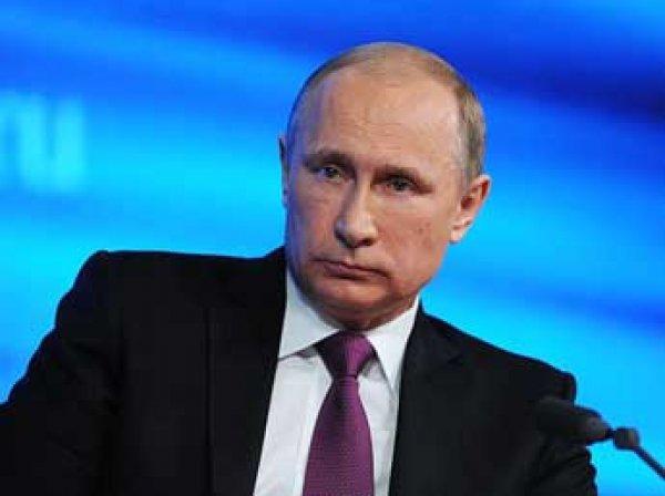 """Путин 2 октября 2015 прибыл в Париж на переговоры """"нормандской четверки"""" (видео)"""