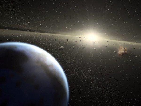 В пятницу 13-го на Землю упадёт загадочный космический мусор