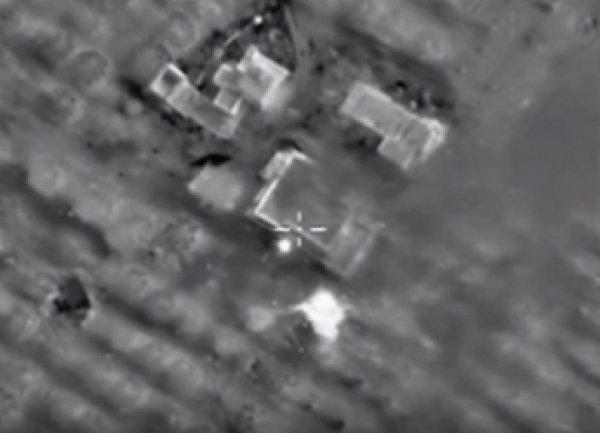 Сирия, последние новости 18 октября: Минобороны РФ сняло уникальные видео ударов ВВС по бункерам ИГИЛ в Сирии