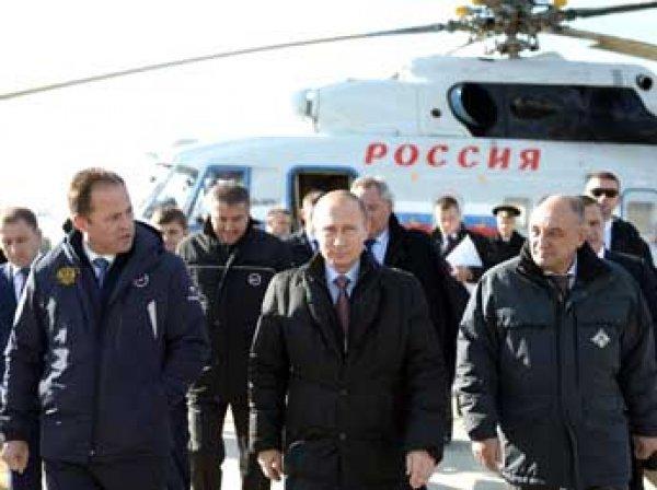 Визит Путина в Благовещенск 14 октября 2015: названа дата первого запуска с космодрома Восточный