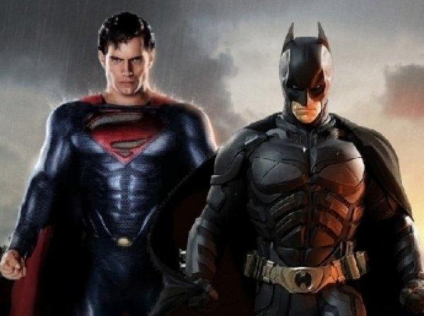 """""""Бэтмен против Супермена"""" станет самой дорогой картиной за всю историю кино"""
