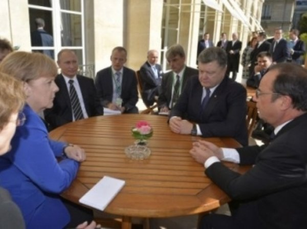Пресс-секретарь Ющенко о переговорах «нормандской четвёрки»: Запад предал Украину