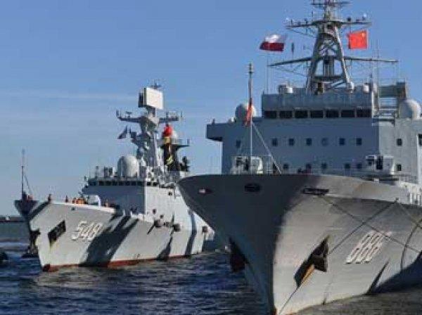 Глава ВМС Китая предупредил США о возможном начале войны