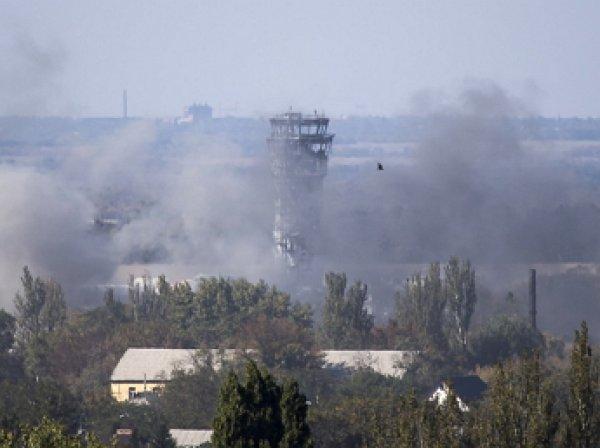 Донбасс, последние новости, 07.10.2015: Украинский силовики обстреляли поселок Октябрьский в Донецке