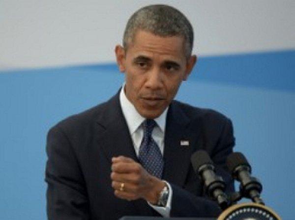 Обама назвал слабостью Путина российскую операцию в Сирии