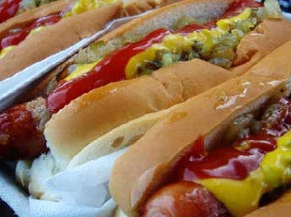 В американских хот-догах нашли человеческую ДНК