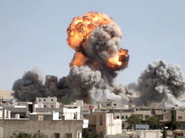 Война в Сирии 2015, последние новости: ВВС России бомбили не ИГИЛ, а повстанцев, обученных ЦРУ - СМИ (видео)