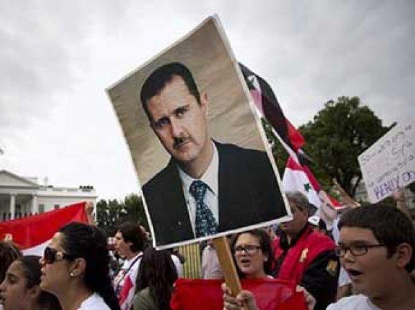 США передумали свергать лидера Сирии Башара Асада