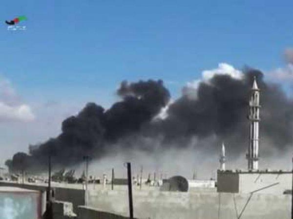 Саудовская Аравия потребовала от России остановить авиаудары в Сирии