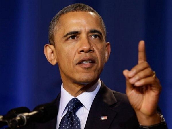 Обама: Мы должны писать правила глобальной торговли, а не Китай