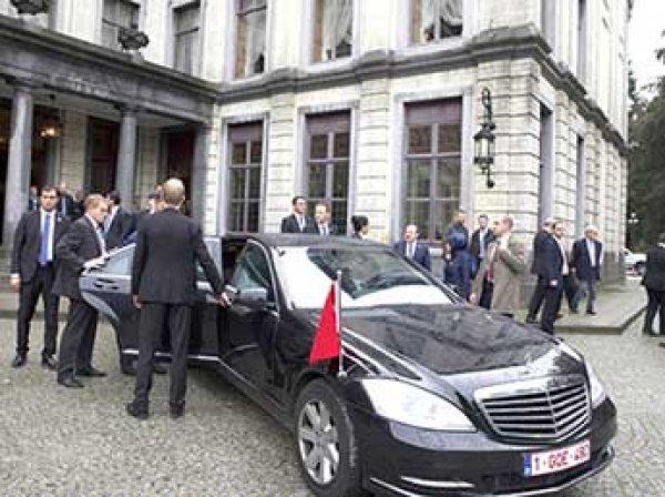 В Брюсселе во время визита президента подрались спецагенты Турции и Бельгии