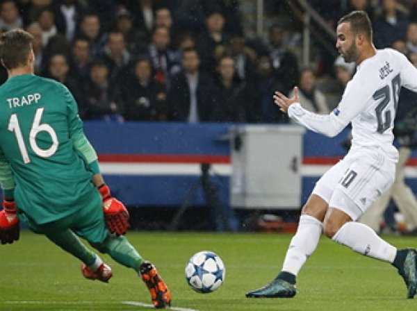 ПСЖ – «Реал Мадрид», счет 0:0: обзор матча (видео)