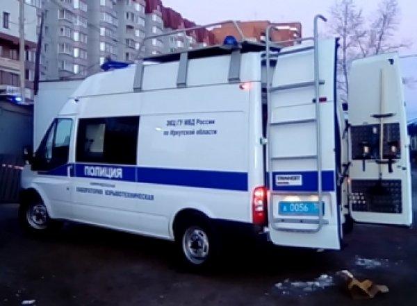 В Иркутске граната разорвалась в руках молодого человека