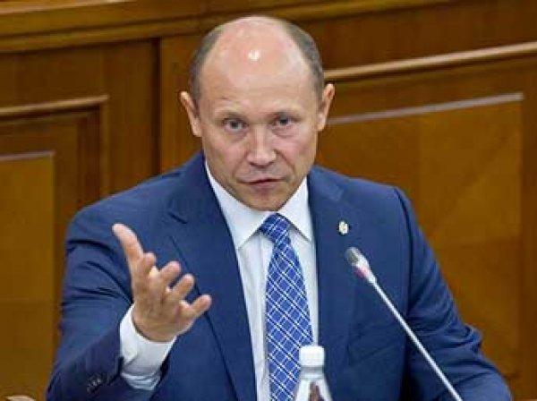 В Молдавии правительство отправили в отставку вслед за арестом премьера