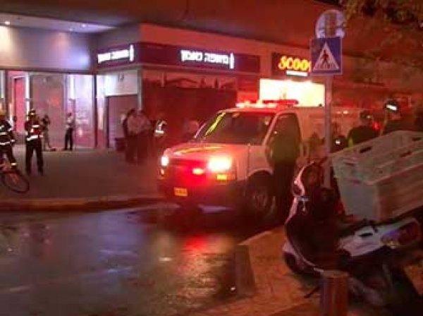 В Израиле совершен шестой теракт за два дня: трое убиты, 11 ранены