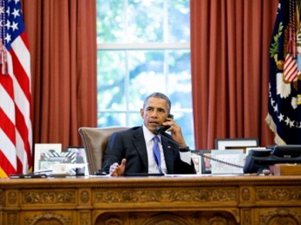 Обама принял решение отправить военных в Сирию