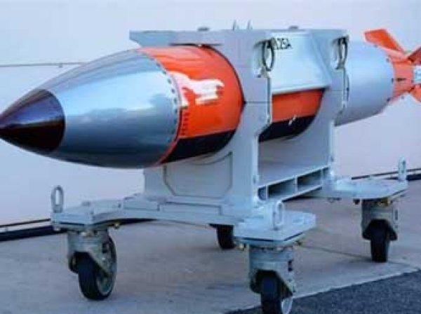 США провели испытания новой атомной бомбы
