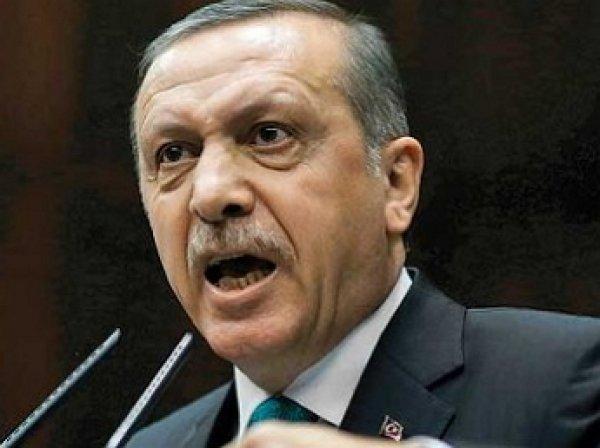 Президент Турции посоветовал России «не играть с огнем»