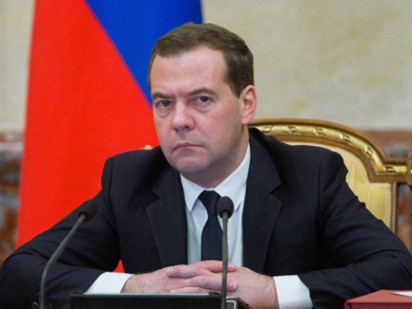 Медведев рассказал о последствиях инцидента с Су-24 для отношений РФ и Турции