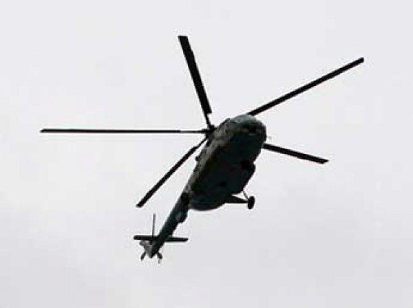 Крушение вертолета МИ-8 в Красноярском крае 25 ноября 2015: есть жертвы