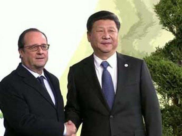 В Париже стартовала Климатическая конференция ООН: на нее ждут Путина