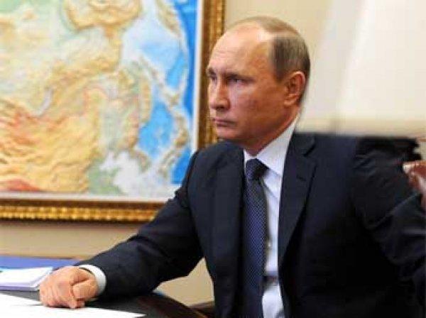 Путин о сбитом Турцией самолете: «Наш самолет никому не угрожал, и это был удар в спину!»