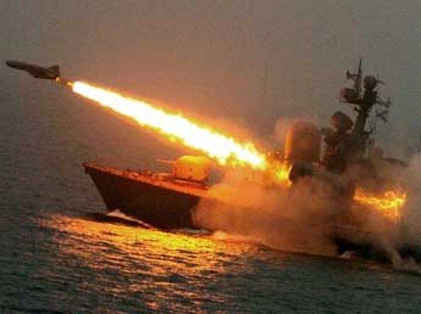 СМИ: российская подводная лодка нанесла удары по столице ИГИЛ