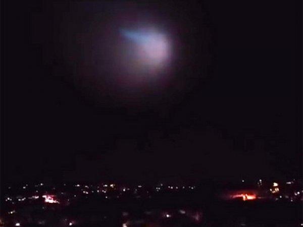 Американцы приняли испытания военных за НЛО