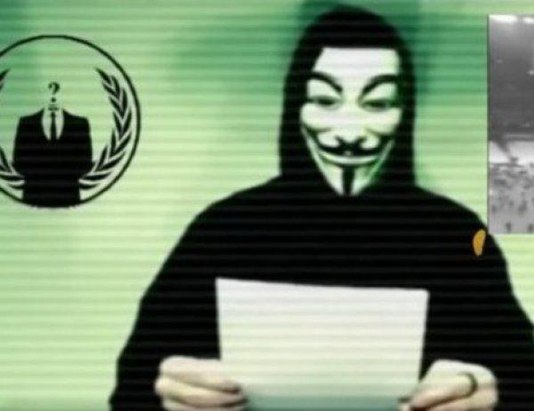 Хакеры Anonymous выяснили, где ИГИЛ хочет устроить теракты 22 ноября