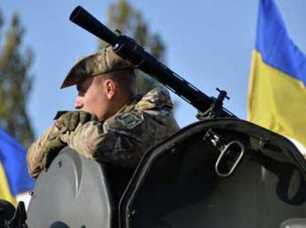 Порошенко официально разрешил иностранным наемникам служить в армии Украины
