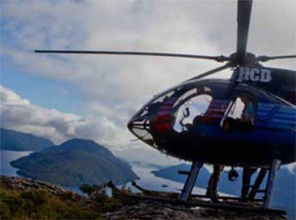 В Новой Зеландии разбился вертолет с туристами: погибли 7 человек
