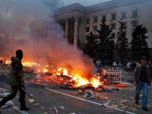 Доклад Совета Европы по трагедии в Одессе 2 мая: «антимайдановцы» сами сожгли себя
