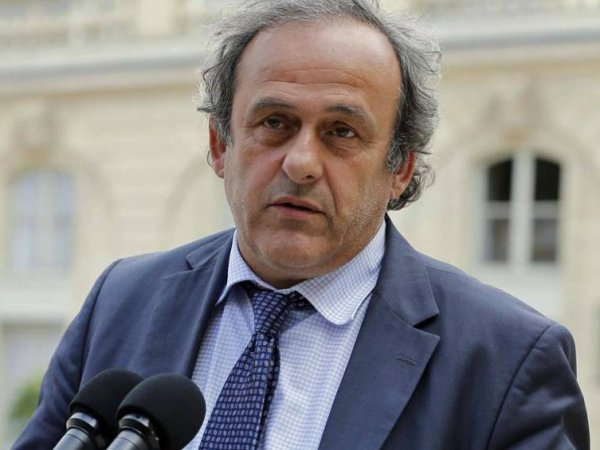 Мишель Платини выбыл из борьбы за пост президента ФИФА