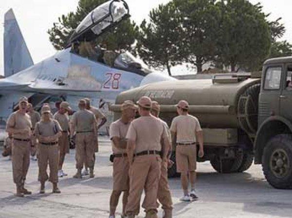 Война в Сирии, новости на 5 ноября 2015: иноСМИ сообщили об увеличении российского контингента в Сирии вдвое