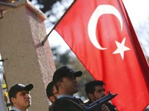 В Турции задержан боевик со 100 кг взрывчатки