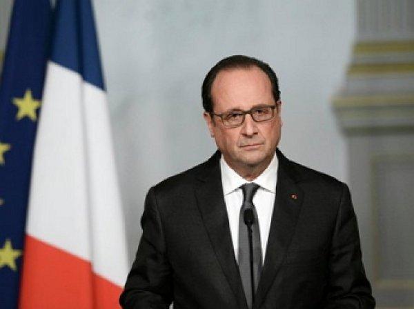 Олланд: истинный враг Франции – ИГИЛ, а не Башар Асад